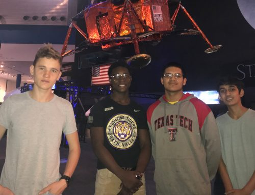 Resident Trip to Space Center Houston