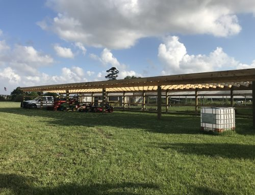 Help Us Finish Building Our Pole Barn