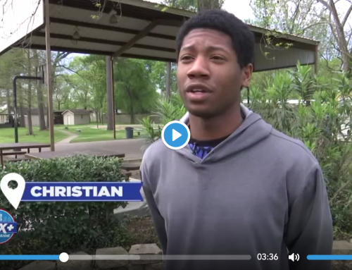 Youth-Reach Houston Featured on ABC 13