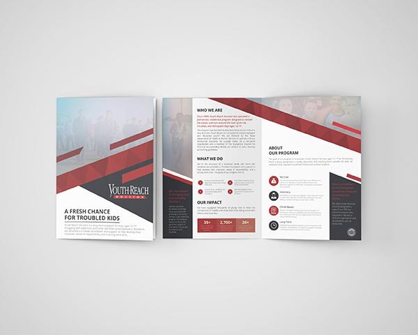Youth-Reach Houston Brochure