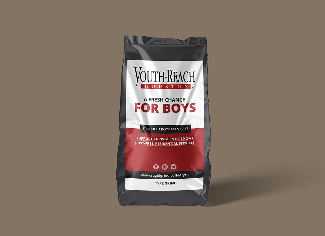Coffee Partnership Youth-Reach Houston