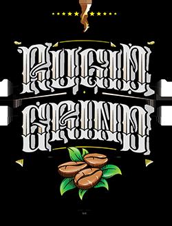 Rugid Grind Partnership Coffee Logo